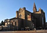 Imposing Santa Maria Novela