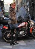 Love the Boots, Jeans, & Furs of Florence