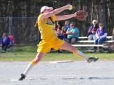 BFA vs MVU Softball, Gm1 2012