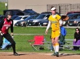 Cait Looking for Pickoff