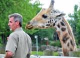 Giraffe & Ranger