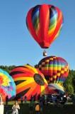 Stowe Balloonfest, '12