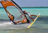 Windsurfer @ Sorobon Beach