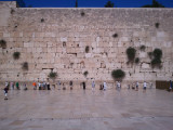 The Western Wall (Wailing Wall)