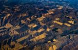 Land sculpture - aerial