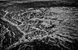 Over the Rockies (1) - aerial