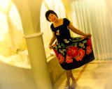 I love my beautiful dress