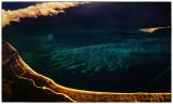 A Caribbean Sea Bay - Aerial