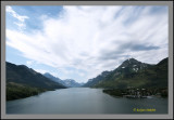 Waterton Lake & City