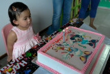Nikki's pre-school party....