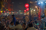 the famous Food Street of Lahore