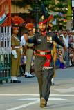 At Wagah India/Pak Border