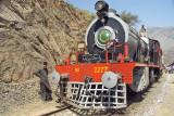 Khyber Pass train