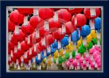 Buddha's 2556th Birthday Lanterns