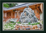 Godamsa Buddhist Temple 고담사 - Korea