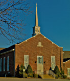 The Methodist Church at Triune