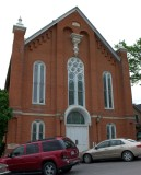 Methodist Church, Weston, MO