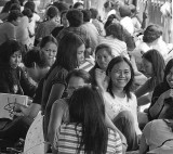 Picnic for Philippino Maids in Hong Kong