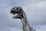 Tyranosauraus at Raurimu