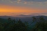 Blue Ridge, NC morning.