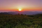 Black Balsam , NC sunset.