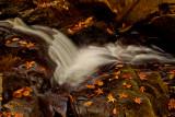 Small cascade below Cedar Flatts Falls.