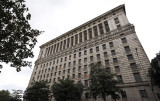 Hall of Justice Building (abandoned)