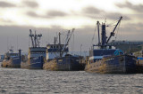 Four Trawlers