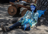 The Blue Sprite