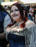 Merry Lady with Pirate Garb