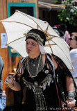 Gypsy with Umbrella