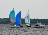 Racing Charlottetown Harbour
