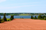 Prime shorefront farmland