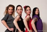 Modèles : Jessie, Valérie, Faith et Joëlle