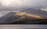 Snowdon from Pen-Llyn on Llyn Padarn