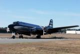 Brooks Fuel C-54G-DC N708Z at Douglas, Georgia, aviation stock photo #6042