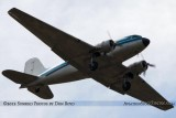 Alen Industries Douglas DC3C-R-1830-90C N300MF on short final approach cargo aviation stock photo #1624