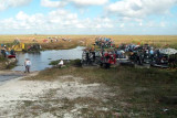2007 - the launch site for airboats - 35th Anniversary of Eastern Airlines flight 401 crash memorial service #2866