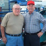 (Rest in Peace, Bud)  Bud Marquis, The Angel of the Everglades and my buddy Eric D. Olson, photo #2868