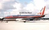 1999 - Access Air B737-230Adv N621AC