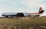 Late 1970s - AREA Ecuador De Havilland Comet 4 HC-ALT