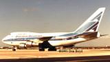 1991 - Aerolineas Argentinas B747SP-SP27 LV-OHV (ex Braniff N604BN)