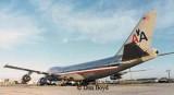 1979 - American Airlines B747-123(SF) N9673