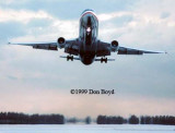 1999 - American Airlines MD-11 takeoff