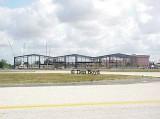 Late 1990's - the Avborne Hangars under construction at MIA
