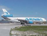 2001 - Avensa DC10-30 N940PG