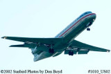 American Airlines Fokker F-100 N1452B aviation stock photo #1010