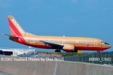 Southwest Airlines B737-3H4 N637SW aviation stock photo #0880