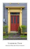Lunenburg Door