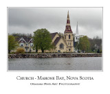 Mahone Bay Church